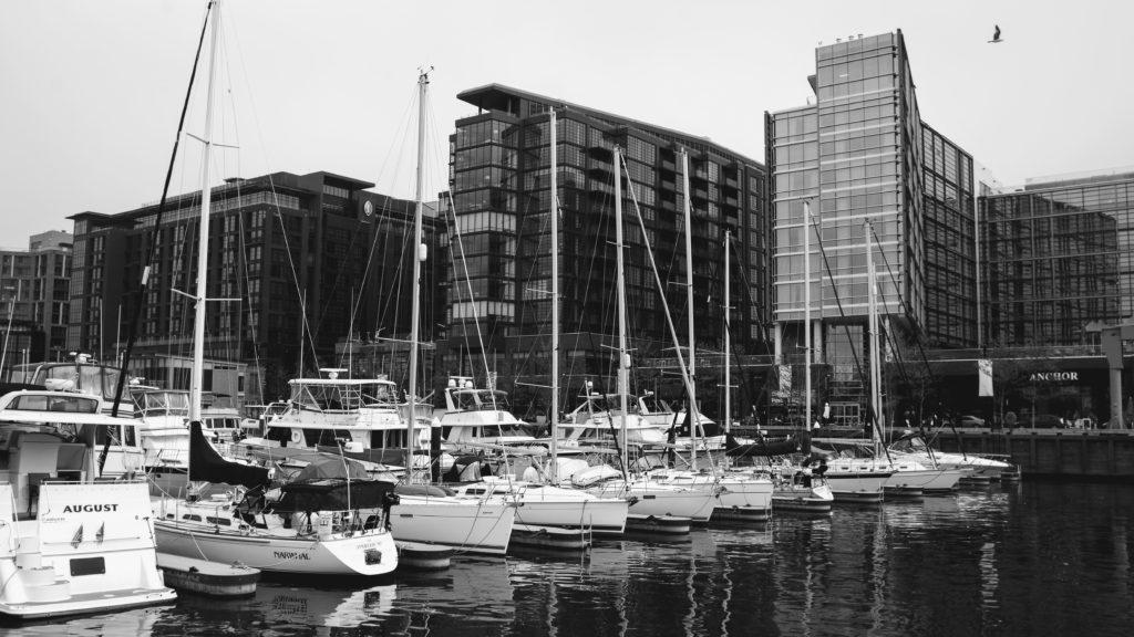 The Wharf in Washington DC